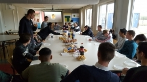 2018-2019-07 Kerstlunch